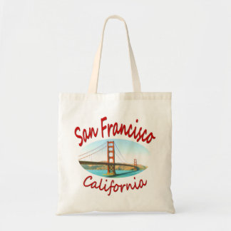Bolso De Tela San Francisco California