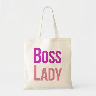 Bolso De Tela Señora de Boss