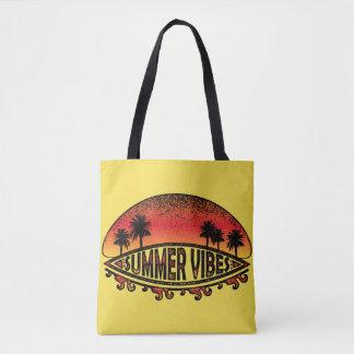 Bolso De Tela Sensación del verano - puestas del sol sin fin