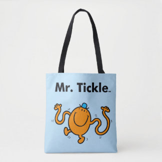 Bolso De Tela Sr. Tickle Will Tickle de Sr. Men el |