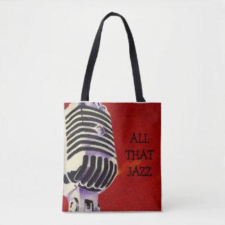 Bolso De Tela Todo ese jazz - Chicago - tote Bage
