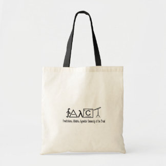 Bolso De Tela Tote ateo del grupo de FAACT
