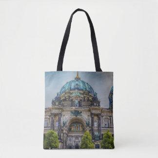 Bolso De Tela Tote de la catedral de Berlín