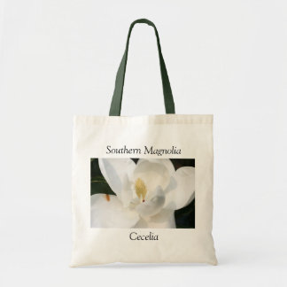 Bolso De Tela Tote de la magnolia meridional