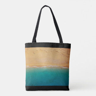 Bolso De Tela Tote de la playa