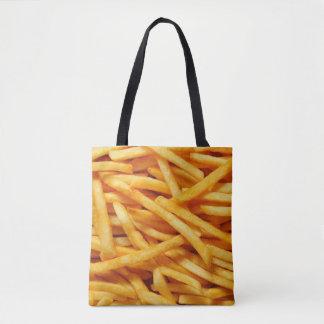 Bolso De Tela Tote de las patatas fritas