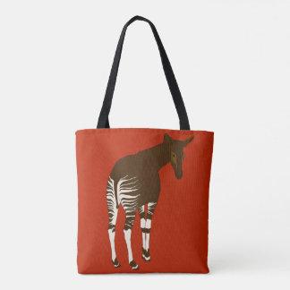 Bolso De Tela Tote del Okapi