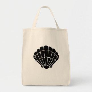 Bolso De Tela Tote del Seashell