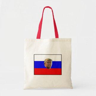 Bolso De Tela Tote del triunfo de Rusia de la madre