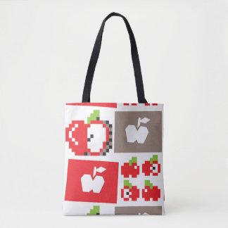 Bolso De Tela Tote in-1 de las manzanas 2 de Digi
