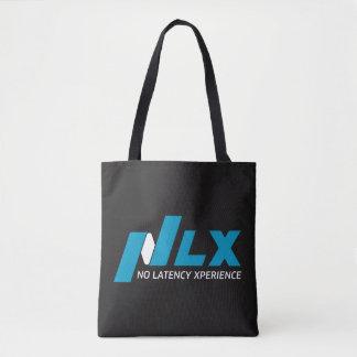 Bolso De Tela Tote negro de NLX