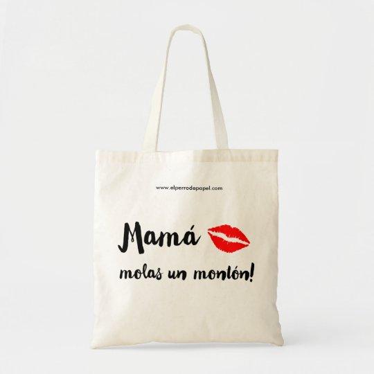 Bolso De Tela Totebag para mamá
