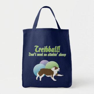 Bolso De Tela Treibball - no necesite ninguna oveja de Stink'n