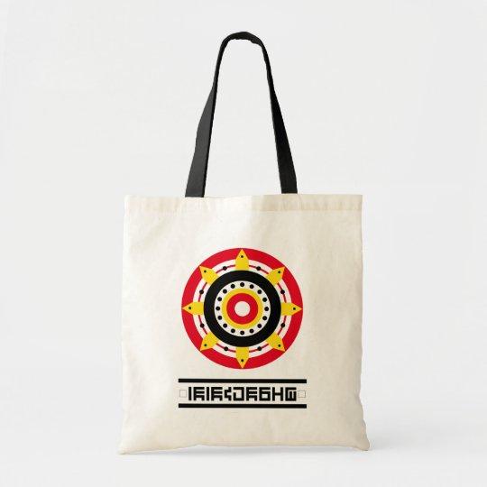 Bolso De Tela Tribe OHOHUIHCAN