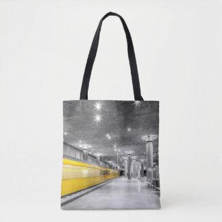 Bolso De Tela U Bahn Berlín