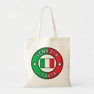 Bolso De Tela Venezia Italia