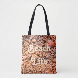 Bolso De Tela Vida de la playa