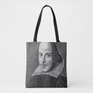 Bolso De Tela William Shakespeare 1623