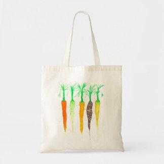 Bolso De Tela Zanahorias de la acuarela