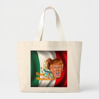Bolso de tote de Viva México del triunfo de