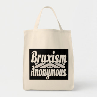 Bolso de ultramarinos anónimo de Bruxism