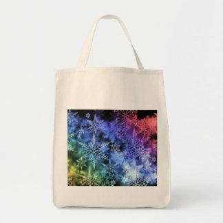 Bolso de ultramarinos bolsa tela para la compra