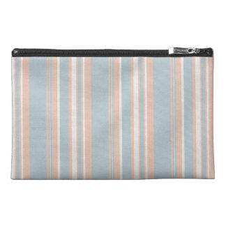 Bolso del accesorio de las rayas azules del relevo