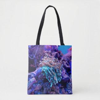 bolso del arrecife de coral