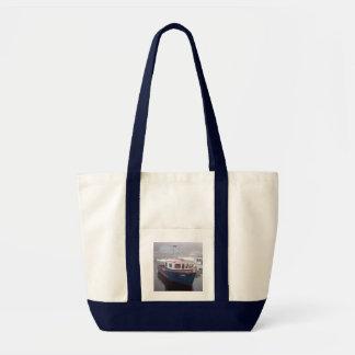Bolso del barco del tirón bolsa de mano