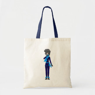 bolso del chica del ninja