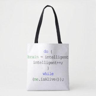 bolso del código de Java