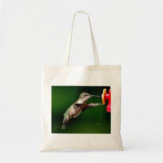 Bolso del colibrí