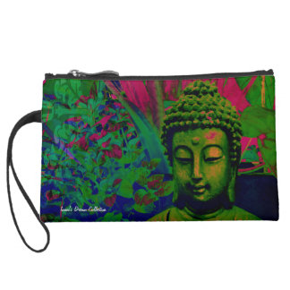 Bolso del cosmético de Buda del verano