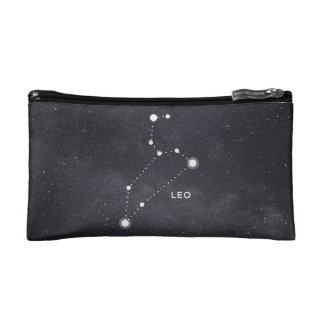 Bolso del cosmético de la muestra del zodiaco de