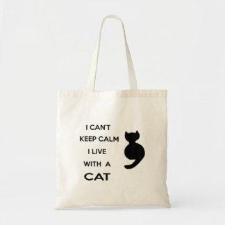 bolso del gato del amor
