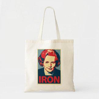 "Bolso del ""hierro"" de Margaret Thatcher"