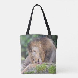Bolso del león