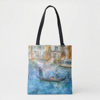 Bolso del personalizado de Venecia Italia de la