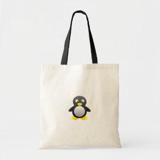 bolso del pingüino