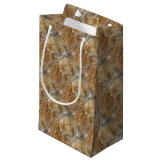 Bolso del regalo de la foto de la roca bolsa de regalo pequeña