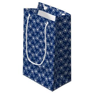 Bolso del regalo del invierno para él y para ella bolsa de regalo pequeña