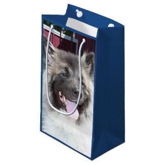 Bolso del regalo del perro de Akita Bolsa De Regalo Pequeña