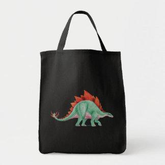 Bolso del Stegosaurus Bolsa Tela Para La Compra