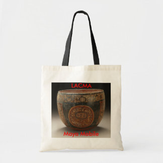 Bolso del viaje del maya bolsa lienzo