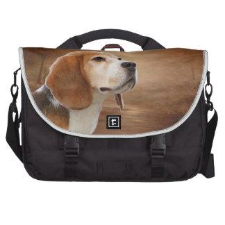 Bolso del viajero del carrito del beagle bolsa para ordenador