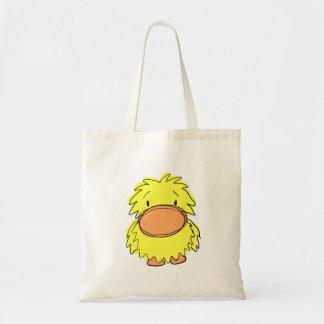 Bolso Ducky del dibujo animado