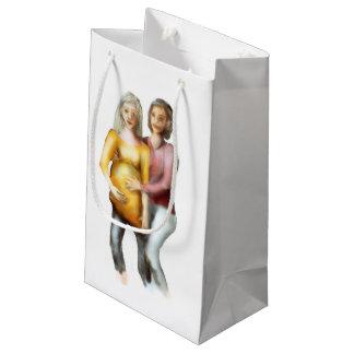 Bolso femenino del regalo de la fiesta de bolsa de regalo pequeña