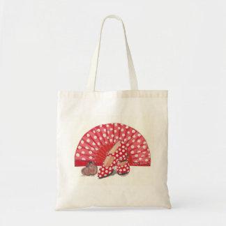 Bolso Flamenco. Flamingo Bag