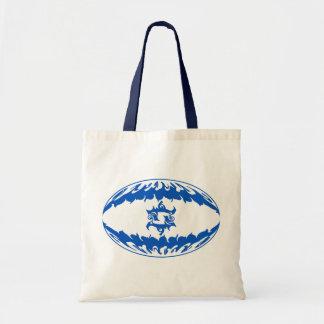 Bolso Gnarly de la bandera de Israel Bolsa