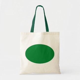Bolso Gnarly de la bandera de Libia Bolsas